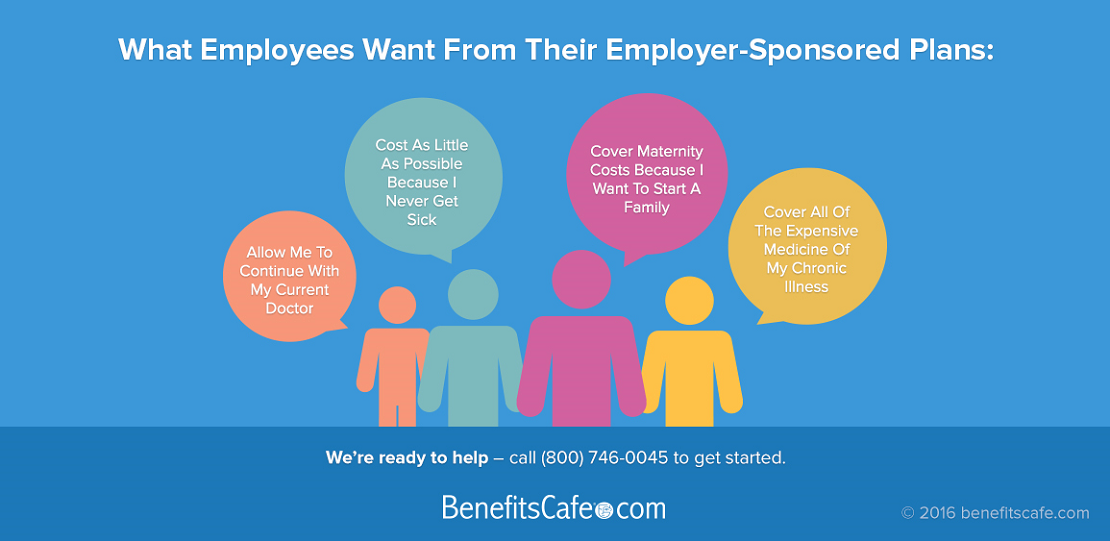 What Employees want from their Employers